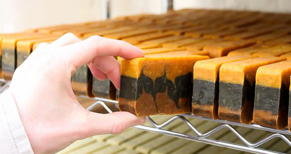 A la découverte de la saponification dans la savonnerie Möbius