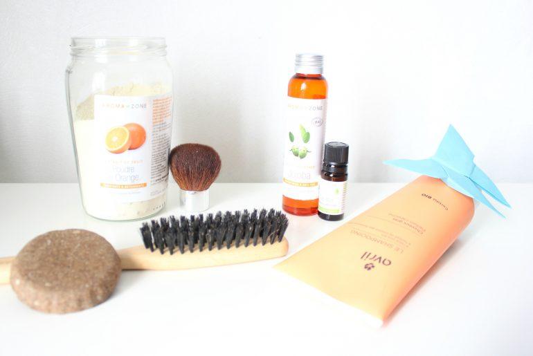 Ma routine cheveux gras ou comment espacer les shampoings d'une semaine