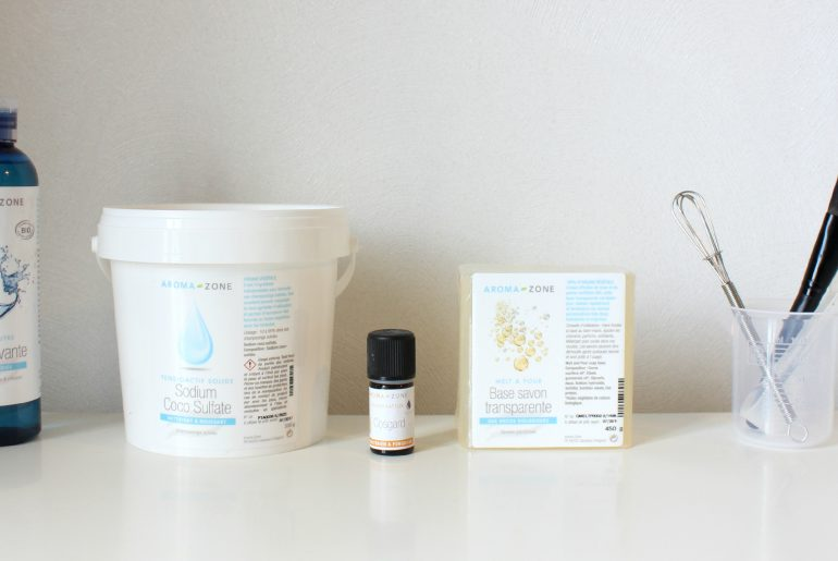 Les indispensables pour fabriquer ses cosmétiques maison