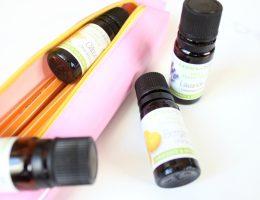 Rentrée : des huiles essentielles pour bien redémarrer