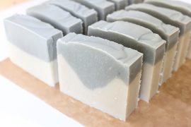 Savon saponifié à froid spécial acné