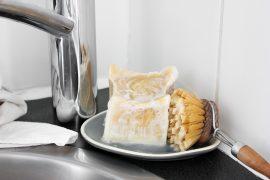 Faire sa vaisselle zéro déchet