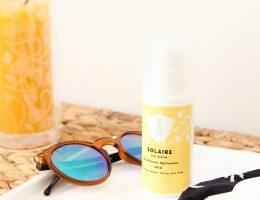 5 crèmes solaires bio et naturelles