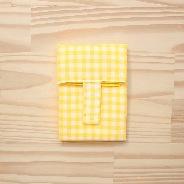 Emballage à sandwich réutilisable