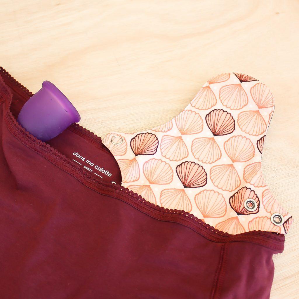Mes règles au naturel : les protections menstruelles Dans Ma Culotte