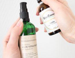 La différence entre hydratation et nutrition de la peau