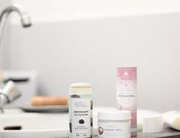 5 déodorants naturels & zéro déchet